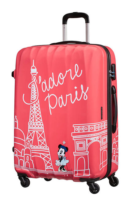 40b920e17ea Disney Legends Spinner (4 wheels) 75cm | American Tourister