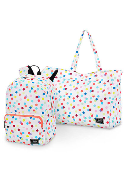 Sunside Beach Set  Polka Dot
