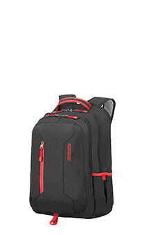 be399f12ee1a American Tourister Urban Groove Laptop Backpack 15.6inch Black Red