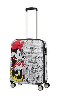 f3520c8af473 American Tourister Wavebreaker Disney Spinner Disney 55 Minnie Comics White