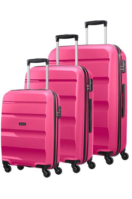 Bon Air 3 PC Set A Hot Pink