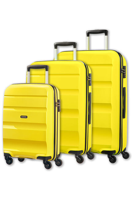 Bon Air 3 PC Set A Solar Yellow