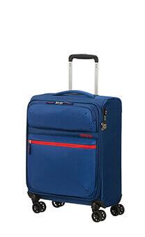 1dda78ec5a American Tourister Matchup Spinner TSA 55cm Neon Blue