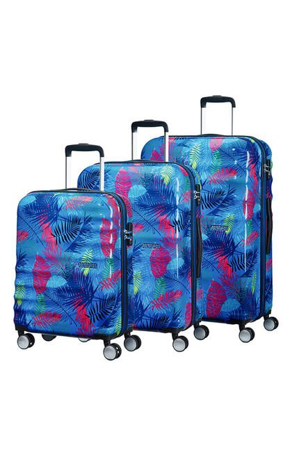 Wavebreaker Luggage set