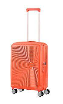 970603630 American Tourister Soundbox Spinner 55 Spicy Peach