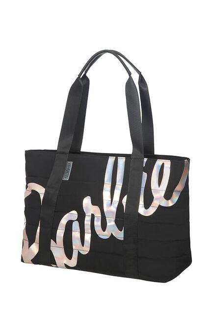 Modern Glow Barbie Shopping bag
