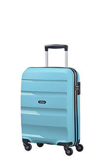 d09375ae5b25 Our most wanted suitcases. American Tourister Bon Air Spinner S Strict Blue  Topaz