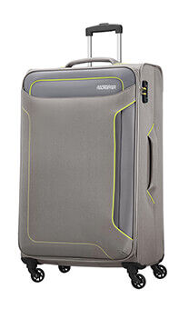 45e801643 American Tourister Holiday Heat Spinner 79/29 Metal Grey