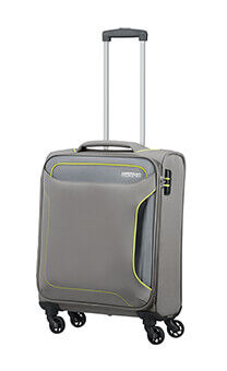 American Tourister Holiday Heat Spinner 55 20 Metal Grey 6bb8b3af77