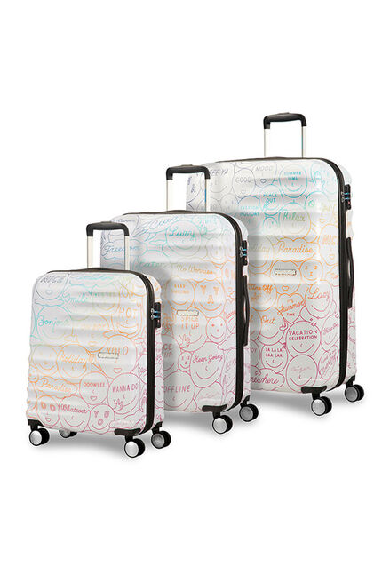 Wavebreaker X Ceizer Luggage set