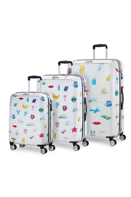 Ceizer Fun Luggage set