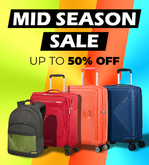 Mid Season Sale 2020 - American Tourister