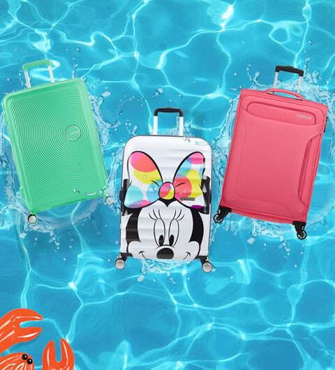 d1ba8919c8 Luggage | Suitcases | American Tourister