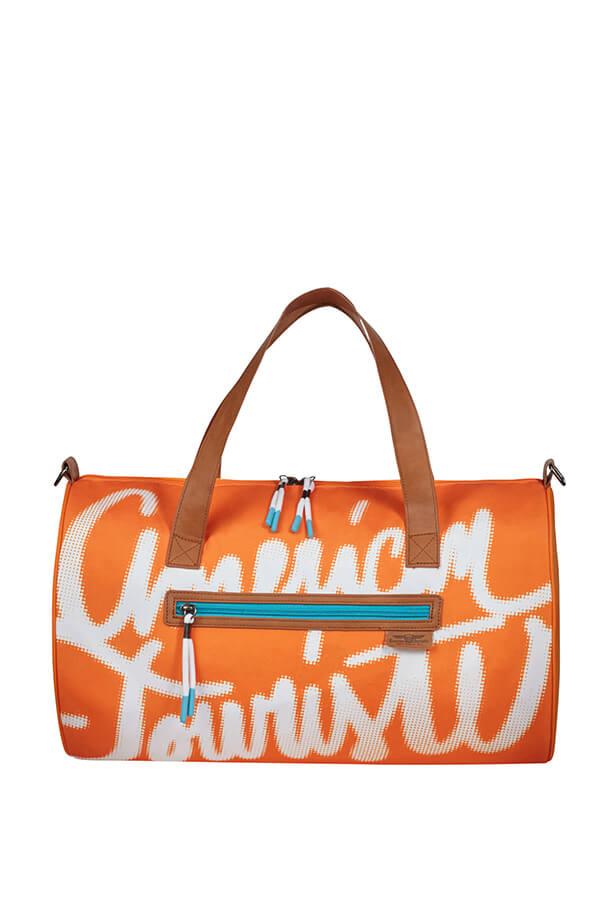 American Tourister Duffle S Funky Orange