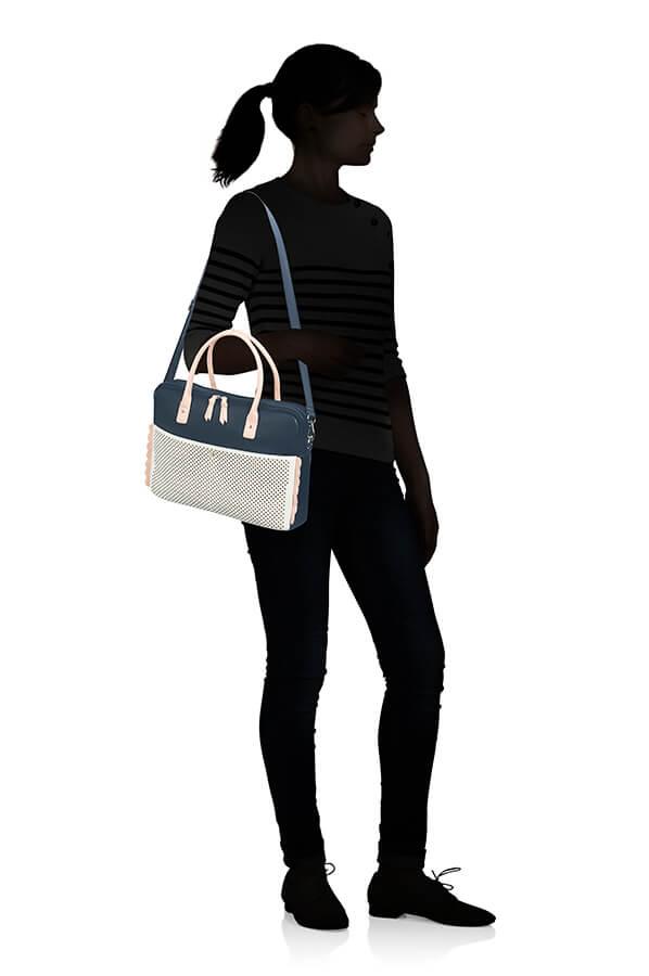 ac33ec61e5e7 Luna Pop Ladies' business bag 15.6