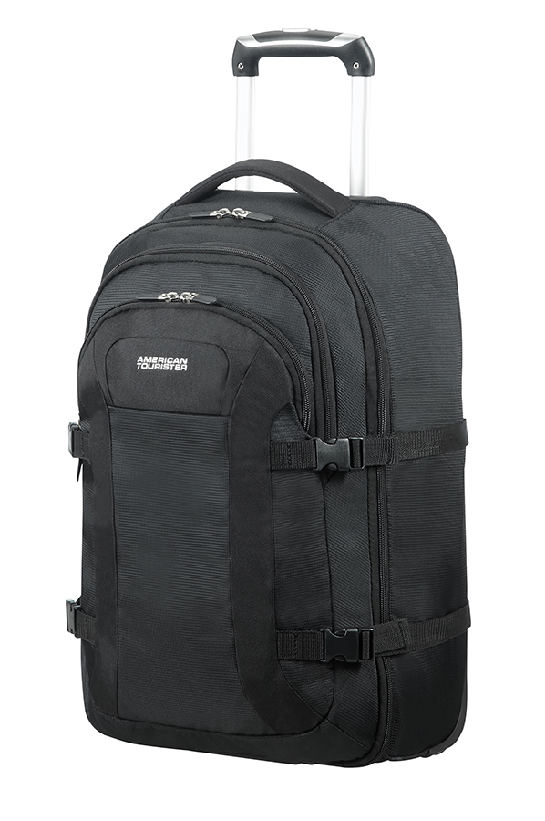 Road Quest Duffle Backpack with Wheels  281085a459712