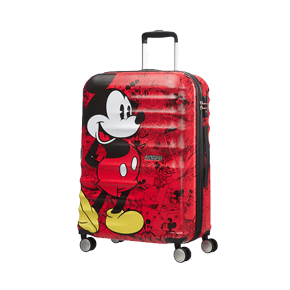 Mickey Comics Red